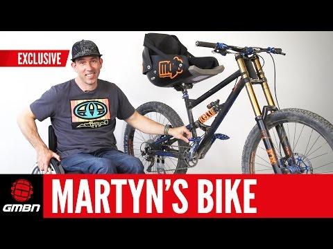 Martyn Ashton - Back On Track - The Pro Bike (видео)