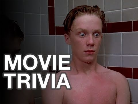 movieclipsGAMES - Interactive game that tests your movie trivia knowledge with questions about specific films and scenes. This scene reminds us why showering is so much fun.