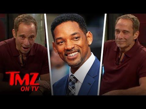 Will Smith Starting His Own TMZ? | TMZ TV