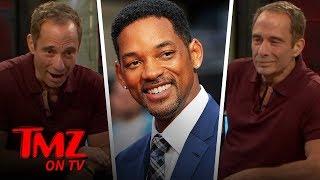 Will Smith Starting His Own TMZ?   TMZ TV