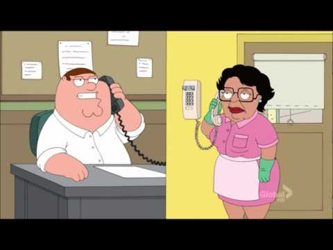 Family Guy - House Keeper Clip