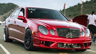 Not the V8 We Expected - 800hp TT Benz by 1320Video