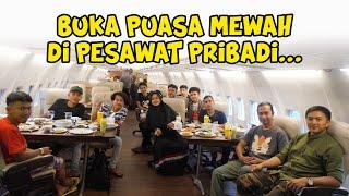 Video BUKA PUASA MEWAH  DI PESAWAT SAMA TIM RICIS!! ❤️😍 MP3, 3GP, MP4, WEBM, AVI, FLV Mei 2019