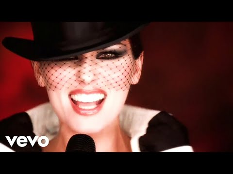 Shania Twain - Man! I Feel Like A Woman (Official Music Video)