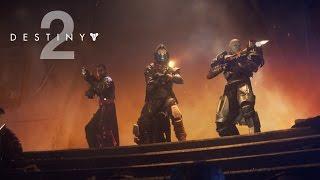 Destiny 2: Reveal Trailer