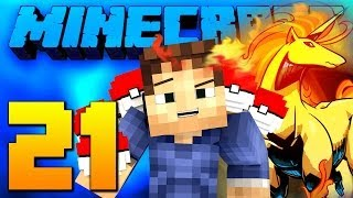 TOO MANY YELLOW BOSSES! (Minecraft Pixelmon: PIXELMON ISLAND ADVENTURE!) #21