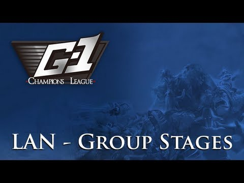 iG vs Alliance - G-1 League 2013 playoffs - group