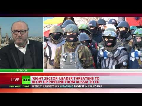 'West created Frankenstein monster in Ukraine'