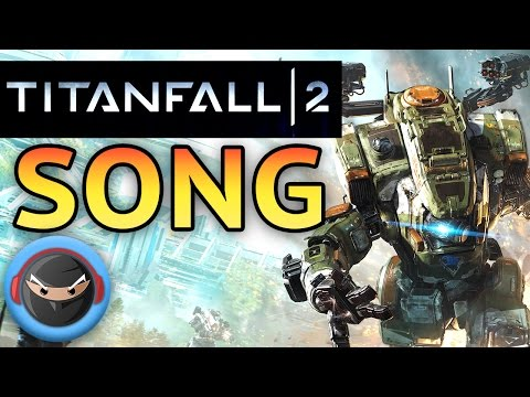 "Titanfall 2 Song ""Man And Machine"" Tryhardninja feat. Lollia"