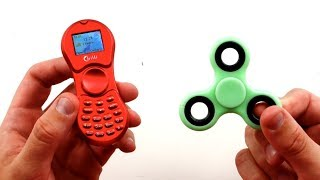 Video I Found a Fidget Spinner Phone MP3, 3GP, MP4, WEBM, AVI, FLV Januari 2018