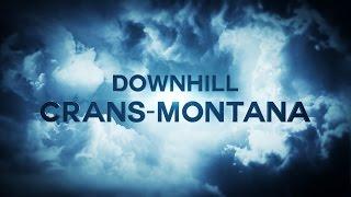 Downhill: Crans-Montana