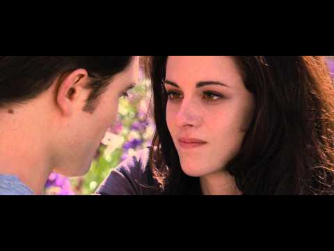 "Twilight Breaking Dawn Part 2 Video ""Christina Perri - A Thousand Years""  Ending"