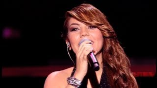 مريم تركي - العروض المباشرة - الاسبوع 1 - The X Factor 2013