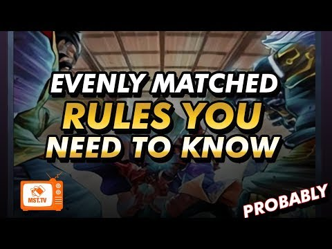 Rulings You Need to Know about Evenly Match -YU-GI-OH!