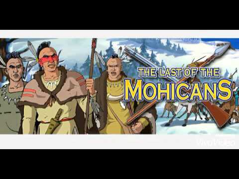 OST The Last Of The Mohicans (music From Cartoon)