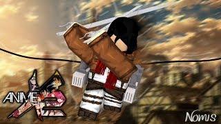 Nonton Mikasa Ackerman Slices People To Pieces     Roblox  Anime Cross 2 Film Subtitle Indonesia Streaming Movie Download