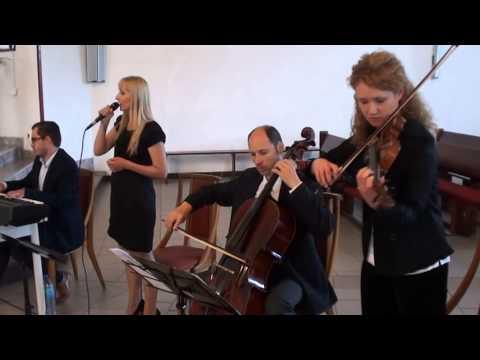 Oprawa mszy ślubnej- wokal, skrzypce, pianino, wiolonczela,
