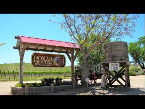 Pomar Junction Vineyards and Winery - Templeton, California