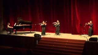 Salut D'amour Quintet ( Edward Elgar ) - A Musical Voyage 2015