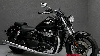 6. 2011  TRIUMPH  THUNDERBIRD STORM - National Powersports Distributors