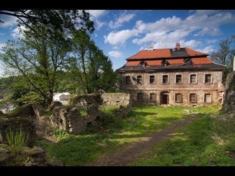 Děkanství v Horním Slavkově - ohrožené památky Karlovarského kraje
