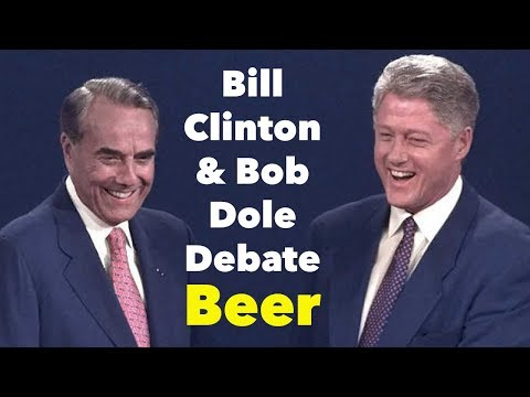 """BILL AND BOB DEBATE BEER"" • funny video for Stroh's Beer"