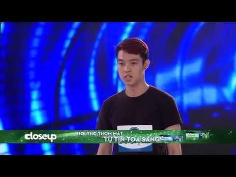 Vietnam Idol 2015 Tập 2 - Rolling In The Deep - Phạm Nguyễn Duy