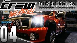5. The Crew: Wild Run Gameplay: EP4: 2010 Chevy Silverado Dirt Spec! (Street Racing 1080p)