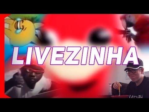 LIVEZINHA DO PODER VEM COMIGO GALERA! [COMMENTS NA TWITCH]