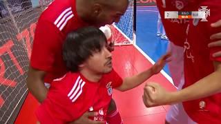 Video Liga Sport Zone, 5.ª Jornada: Viseu 2001 2-3 SL Benfica MP3, 3GP, MP4, WEBM, AVI, FLV Agustus 2019