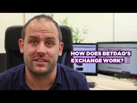 New to Exchange Betting? – Betdaq Training 1/5