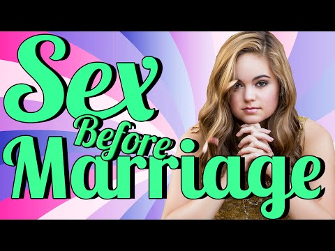 Christian Dating Advice – Should I Have Sex Before Marriage? – Chelsea Crockett