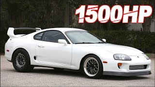 We Destroyed a 1500HP 2JZ on Purpose - After 1000 Pulls! (Engine Teardown) by  That Racing Channel