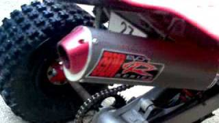 7. Big Gun EVO R - Honda TRX 400