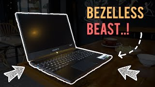 Gigabyte Aero 15 Review - Bezelless Gaming Laptop!
