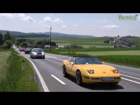 Mustang Treffen am 260516