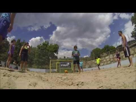 Handbol Beach Andorra