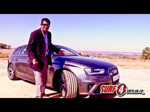 Audi RS4 Avant 2013 | New car video review | Surf4cars