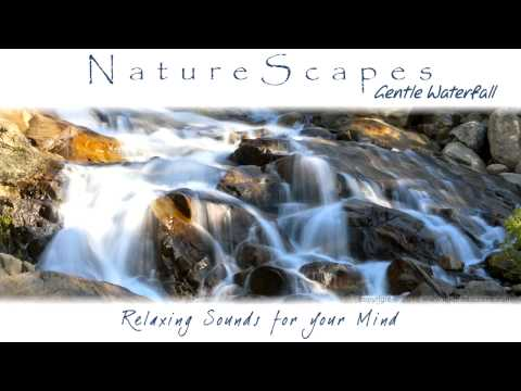 Beautiful Waterfall Sounds – 8 Hours of Relaxing Ambient SoundScape for Tinnitus Relief & Insomnia