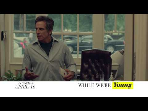 While We're Young (2015) Teaser Clip [HD]