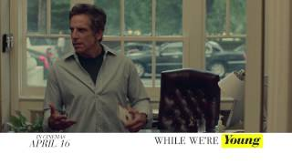 While We Re Young  2015  Teaser Clip  Hd