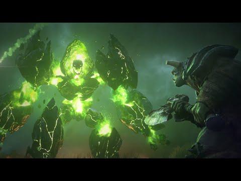 Trailer de lancement de Warcraft III : Reforged