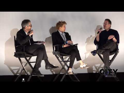 The Seagull Q&A With Annette Bening, Director Michael Mayer & Ira Glass