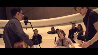 Video RAINBOW (JST live @ GONG; Kateřina Vincourová object)