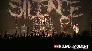 2012.08.13 Suicide Silence - Engine No. 9 (Deftones Cover, Live in Chicago, IL)