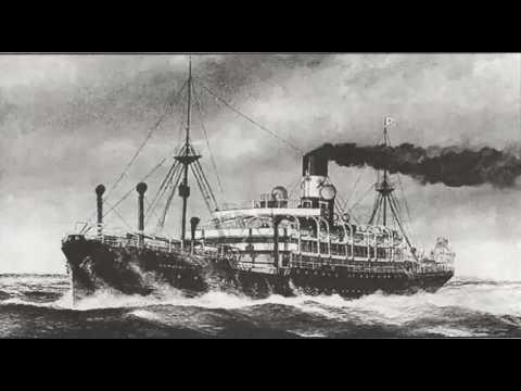SS Waratah Mysterious Disappearance (видео)