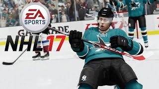 NHL 17 - Control The Ice Trailer by GameSpot