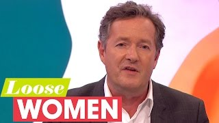 Piers Morgan On Interviewing Female Murderers | Loose Women