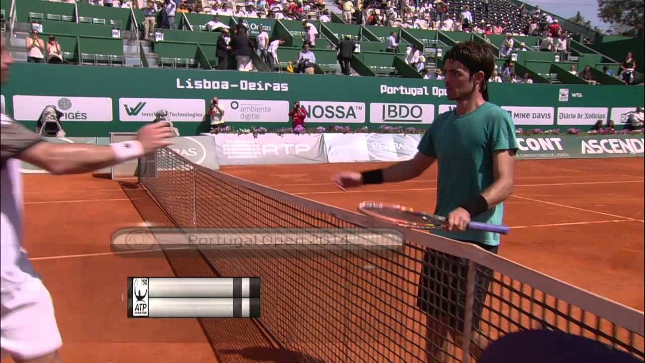 Wednesday: Granollers, Elias Win At Portugal Open in Oeiras