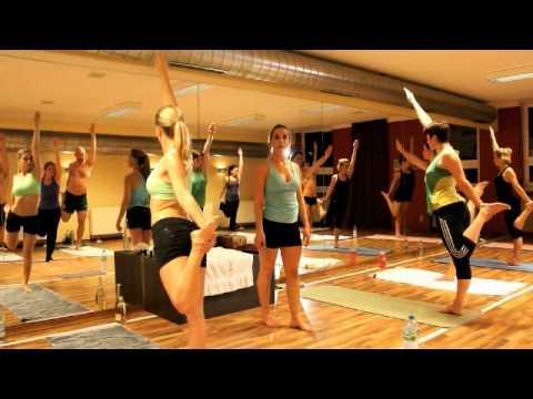 BIKRAM YOGA MÜNCHEN – the hottest yoga in town